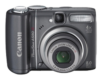 Canon PowerShot A590 IS