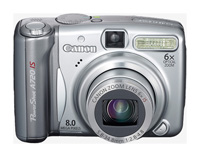 Canon PowerShot A720 IS